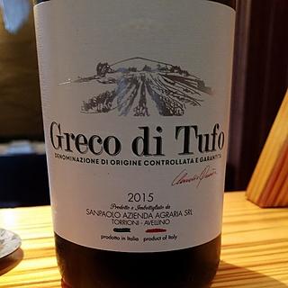 Sanpaolo Greco di Tufo(サンパオロ グレコ・ディ・トゥーフォ)