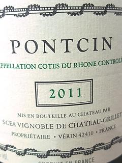 Pontcin