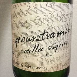 Gérard Metz Gewürztraminer Vieilles Vignes