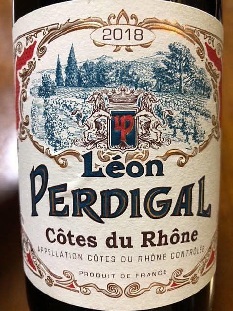 Léon Perdigal Côtes du Rhône Rouge
