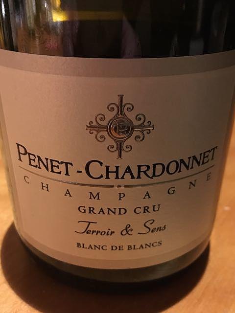 Penet Chardonnet Grand Cru Terroir & Sens Blanc de Blancs