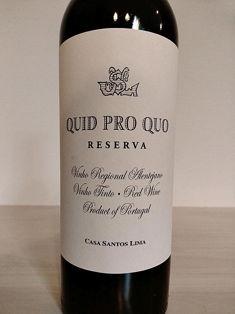 Casa Santos Lima Quid Pro Quo Reserva