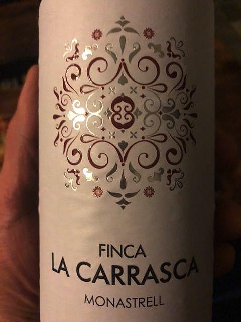 Finca La Carrasca Monastrell(フィンカ・ラ・カラスカ モナストレル)