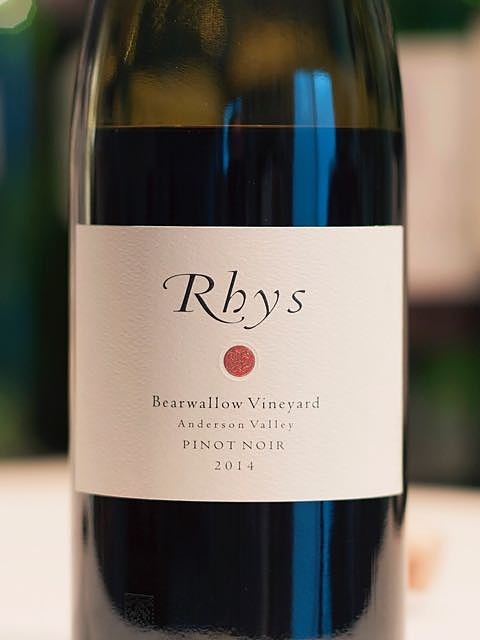 Rhys Bearwallow Vineyard Pinot Noir