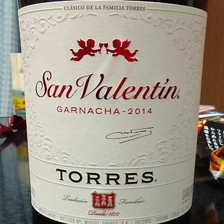 Torres San Valentin Garnacha