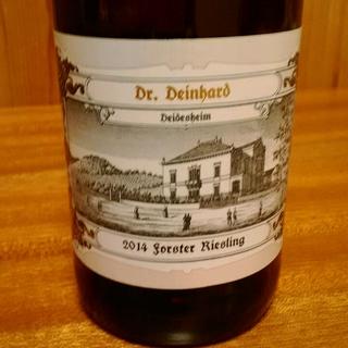 Dr. Deinhard Deidesheim Forster Riesling trocken