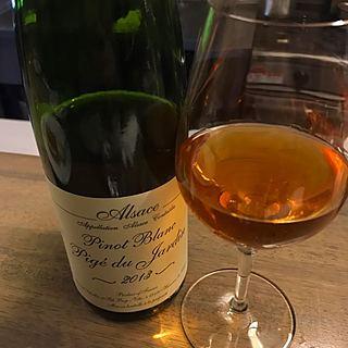 Gérard Schueller Pinot Blanc Pigé du Jardin