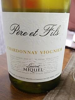 Laurent Miquel Père et Fils Chardonnay Viogner(ローラン・ミケル ペール・エ・フィス シャルドネ ヴィオニエ)
