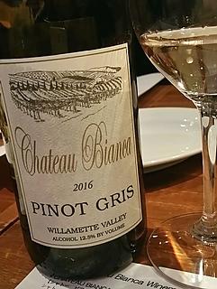 Ch. Bianca Pinot Gris(シャトー・ビアンカ ピノ・グリ)