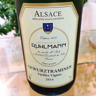 Ruhlmann Gewürztraminer Vieilles Vignes