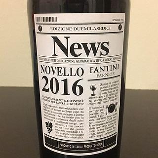 Fantini Novello News