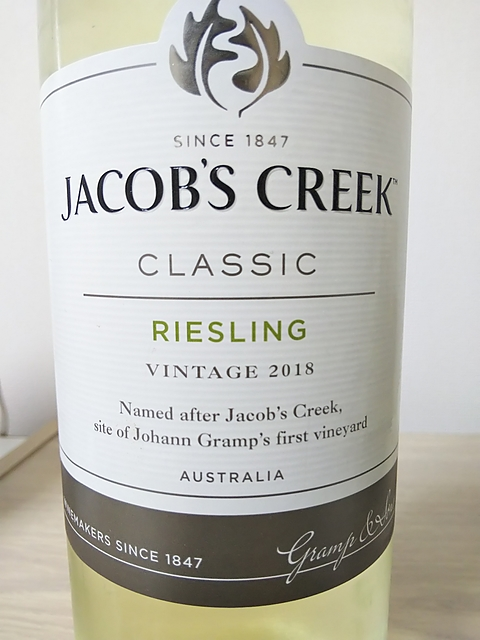 Jacob's Creek Classic Riesling