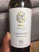 サン・マルツァーノ イル・プーモ プリミティーヴォ