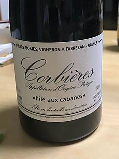 Pierre Bories Corbières L'île aux Cabanes(ピエール・ボリー コルビエール)
