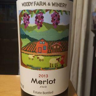 Woody Farm & Winery Merlot