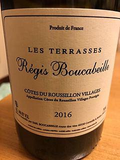 Les Terrasses Régis Boucabeille Côtes du Roussillon Villages(レ・テラッス レジ・ブカベイユ コート・デュ・ルーション・ヴィラージュ)