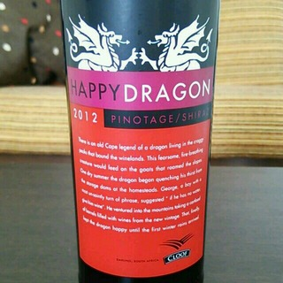 Cloof Happy Dragon Pinotage Shiraz