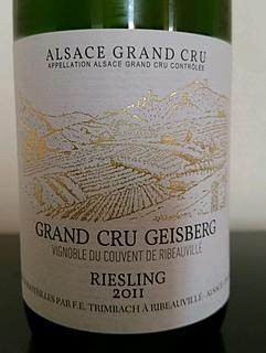 Trimbach Riesling Grand Cru Geisberg