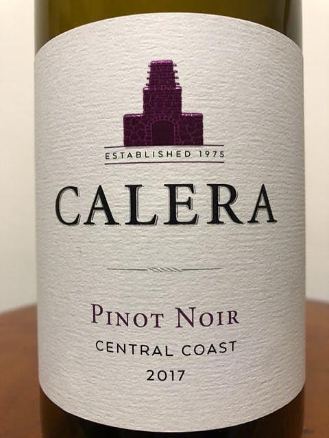 Calera Central Coast Pinot Noir(カレラ セントラル・コースト ピノ・ノワール)