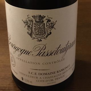 Dom. Ramonet Bourgogne Passetoutgrains