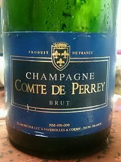 Comte de Perrey Brut(コント・ド・ペリー ブリュット)