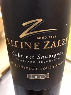 Kleine Zalze Vineyard Selection Cabernet Sauvignon(クライン・ザルゼ ヴィンヤード・セレクション カベルネ・ソーヴィニヨン)