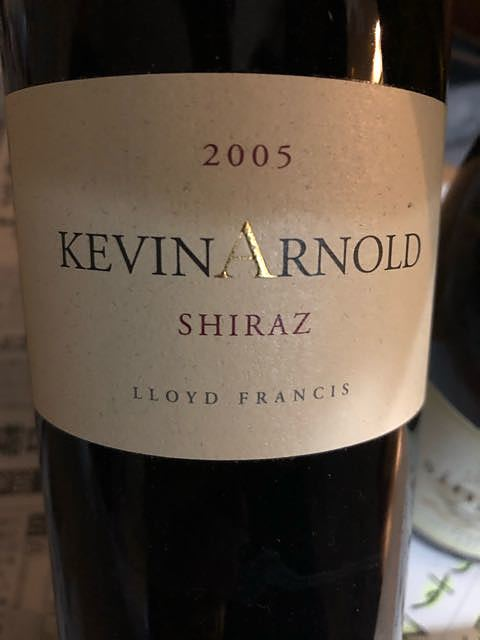 Kevin Arnold Shiraz Lloyd Francis(ケヴィン・アーノルド シラーズ)