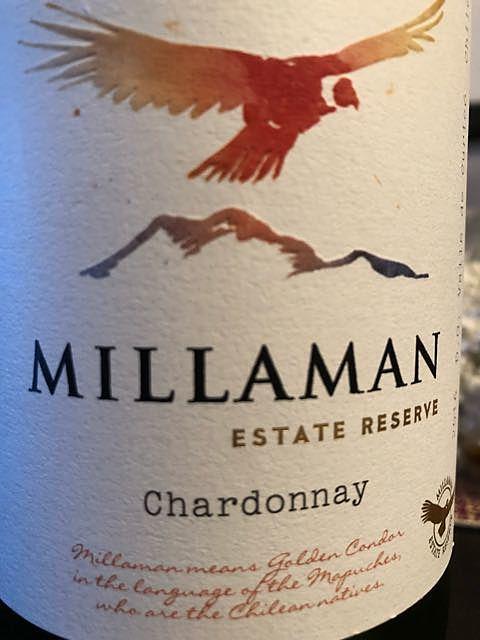 Millaman Estate Reserve Chardonnay