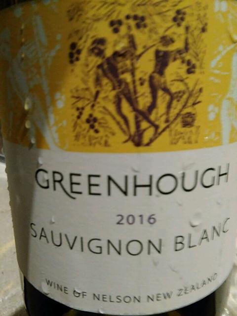 Greenhough Hope Vineyard Sauvignon Blanc