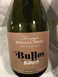 Brocard Pierre Bulles de Blancs(ブロカール・ピエール ブル・ド・ブラン)