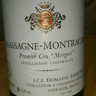 Dom. Ramonet Chassagne Montrachet 1er Cru Morgeot Rouge
