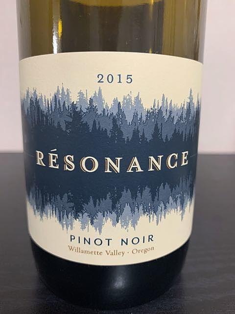 Résonance Pinot Noir(レゾナンス ピノ・ノワール)