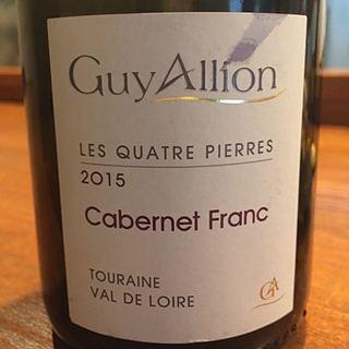 Guy Allion Les Quatre Pierres Cabernet Franc