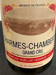 Charles Noëllat Charmes Chambertin Grand Cru(シャルル・ノエラ シャルム・シャンベルタン グラン・クリュ)