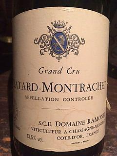 Dom. Ramonet Bâtard Montrachet Grand Cru