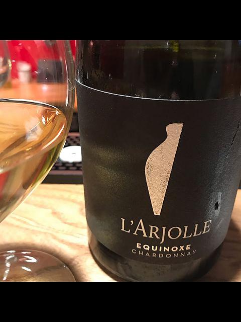 Dom. de l'Arjolle Equinoxe Chardonnay