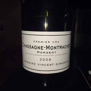 Vincent Girardin Chassagne Montrachet 1er Cru Morgeot Blanc