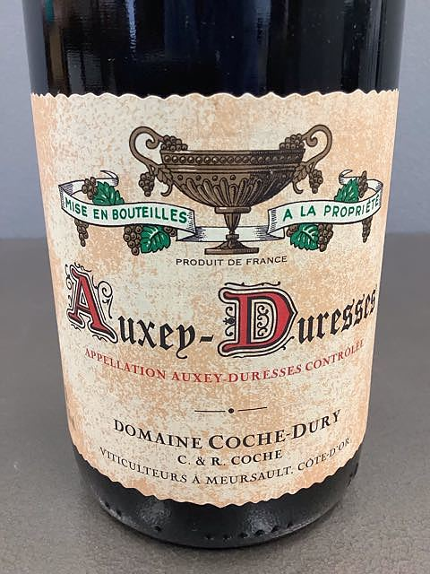 Dom. Coche Dury Auxey Duresses