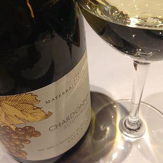 Materra Reserve Southworth Chardonnay(マテッラ リザーヴ サウスワース シャルドネ)