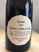 Strohmeier Trauben, Liebe und Zeit Karmin N°6(2015)