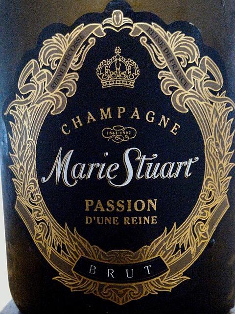 Marie Stuart Passion d'une Reine Brut