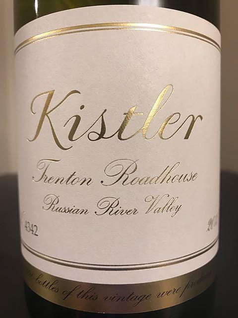 Kistler Trenton Roadhouse Russian River Valley Chardonnay(キスラー トレントン・ロード・ハウス ロシアン・リヴァー・ヴァレー シャルドネ)