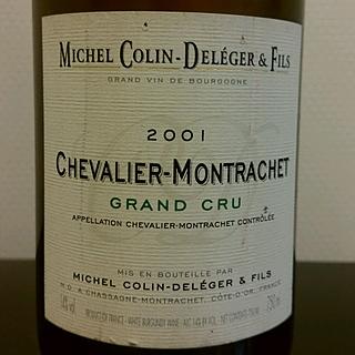 Michel Colin Deléger et Fils Chevalier Montrachet Grand Cru