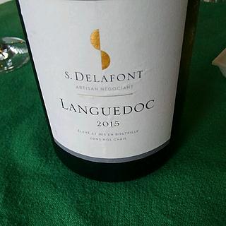 S. Delafont Languedoc Blanc(サミュエル・デラフォン ラングドック ブラン)