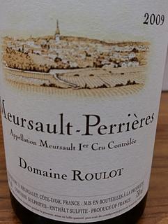 Dom. Roulot Meursault Perrières 1er Cru(ドメーヌ・ルーロ ムルソー ペリエール プルミエ・クリュ)