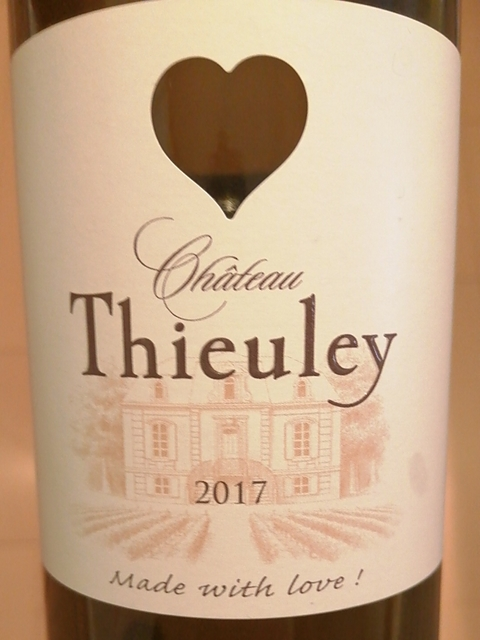 Ch. Thieuley Bordeaux Blanc