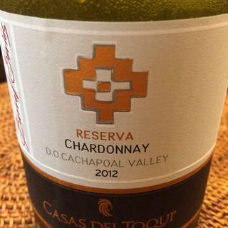 Casas del Toqui Barrel Series Reserva Chardonnay
