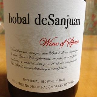 Bobal de Sanjuan Tinto(ボーバル・デ・サンファン ティント)