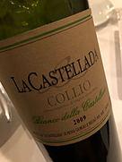 ラ・カステッラーダ コッリオ ビアンコ・デッラ・カステッラーダ(2009)