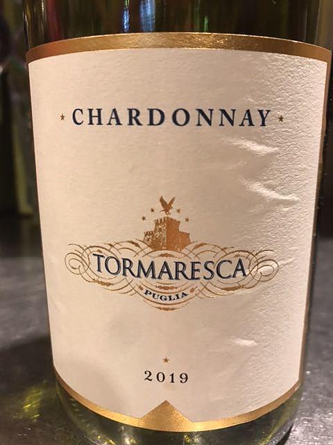 Tormaresca Chardonnay Puglia(トルマレスカ シャルドネ プーリア)